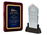 Custom Plaques and Awards