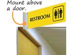 In-Stock Corridor Signs
