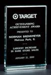 Classic Acrylic Award
