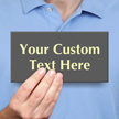 Customizable Engraved Choose Clipart Glowing Sign