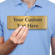 Create Your Own Brass Sign
